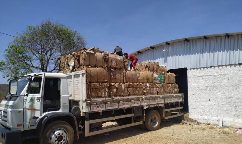 Oeiras recolhe mais de 90 toneladas de material reciclável em seis meses