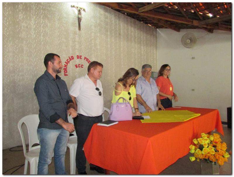 Famílias do município de Inhuma são beneficiadas com melhoria habitacional
