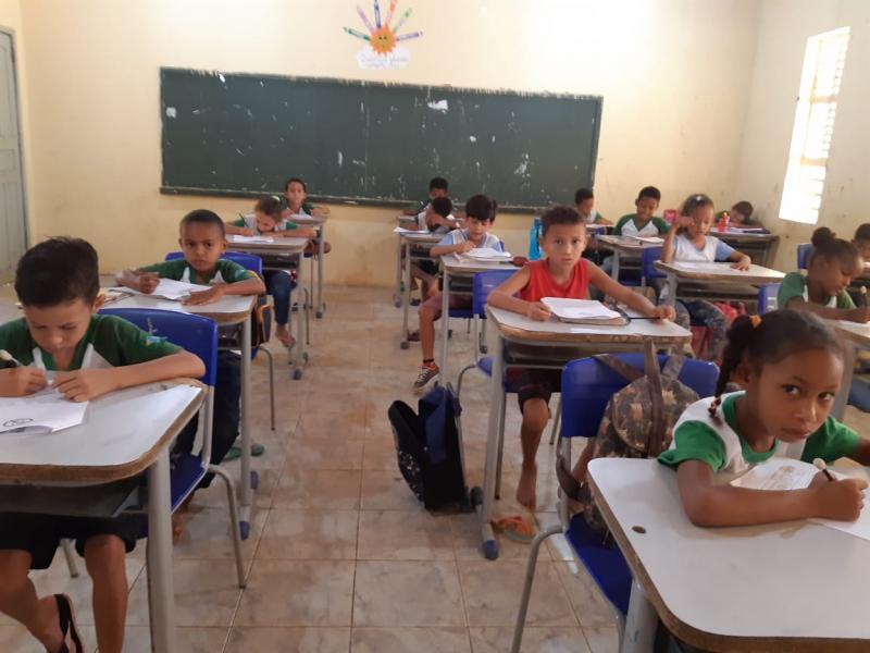 Gestores realizam aplicação da Prova UNDIME de Alfabetização/2019