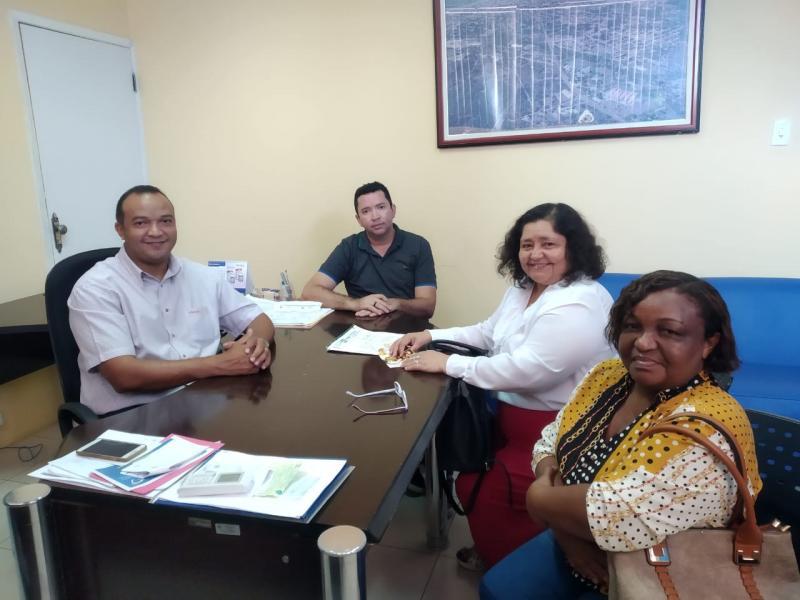 Governo recebe representantes da ADH do Piauí