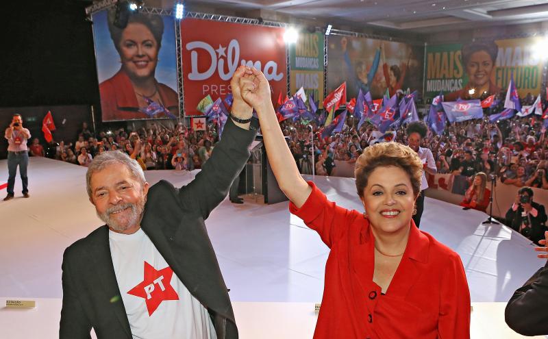 Sem Lula, Dilma aparece bem em pesquisas eleitorais