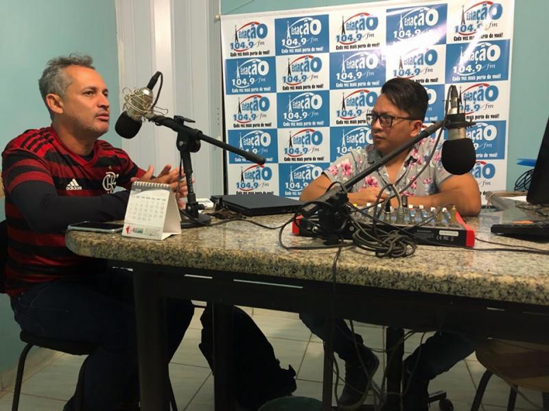 Vigilância Sanitária faz alerta sobre os riscos de queimadas em Brasileira