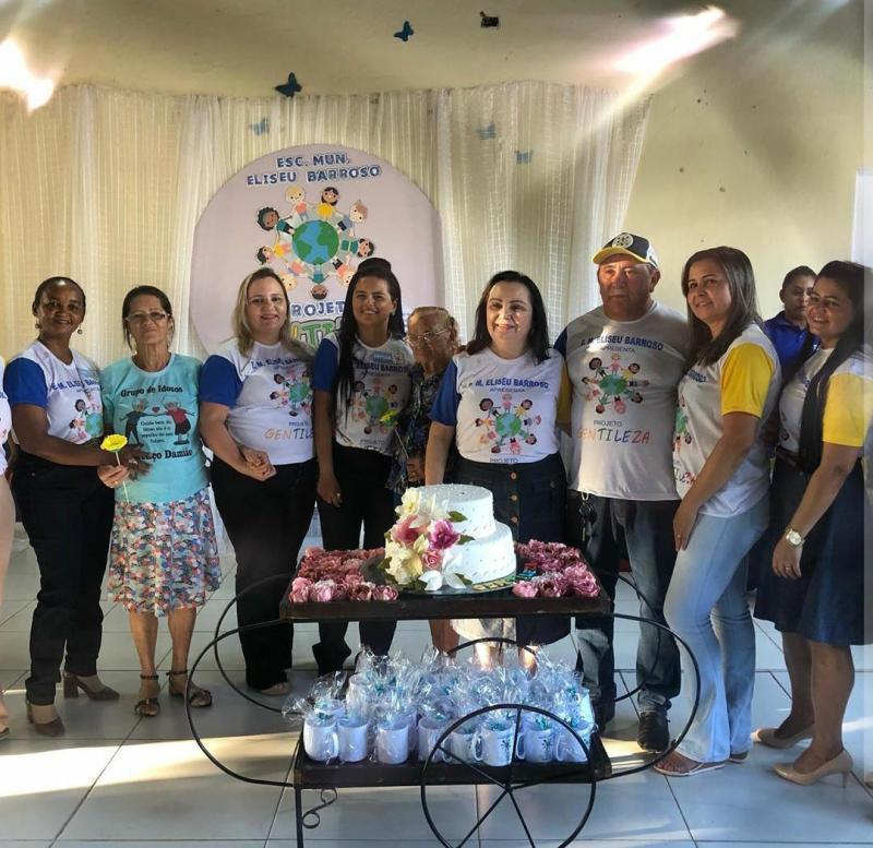 Projeto 'Gentileza Gera Gentileza' foi realizado em Colônia do Piauí