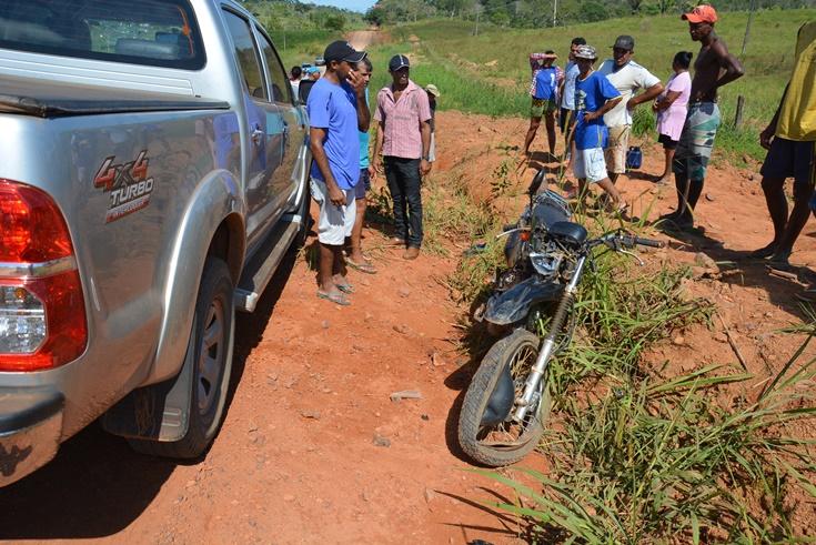 Colisão entre carro e motocicleta mata casal no Piauí