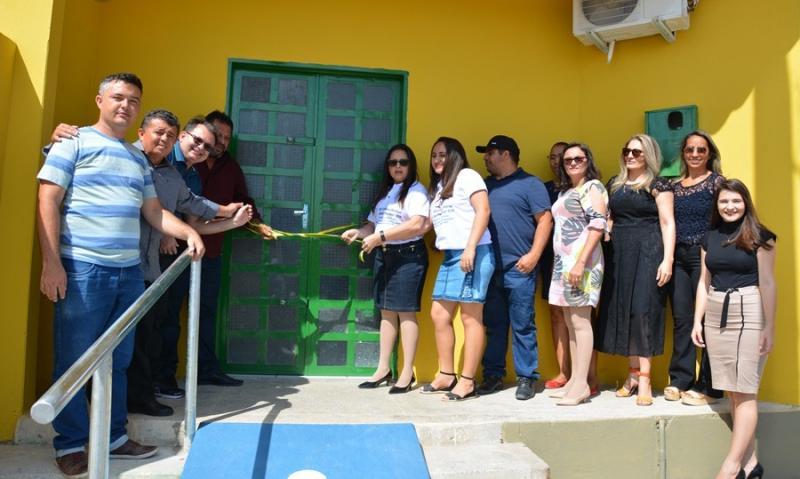 Prefeitura de Belém do PI inaugura nova sede da Assistência Social