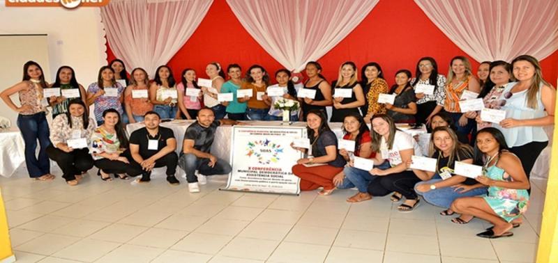Prefeitura de Curral Novo realiza X Conferência de Assistência Social