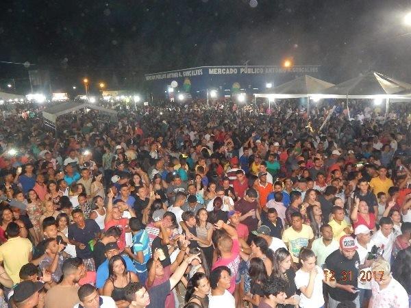 Léo Cachorrão, Toca do Vale e Marquinhos do Pará animam show de Aniversário de Agricolândia