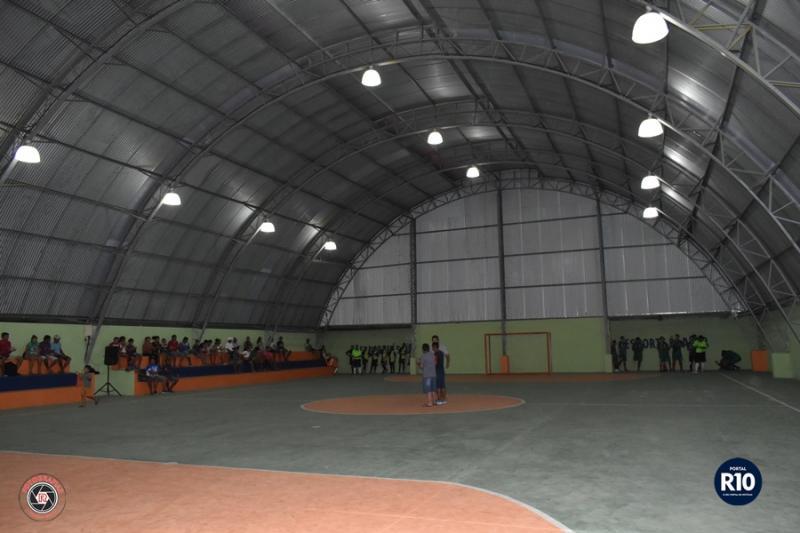 BEC e MAFC estreiam na abertura da I Taça Malhada de Areia Futsal 2019