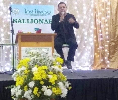 """Nathan Sousa é homenageado no """"IV SALIJONAR"""""""