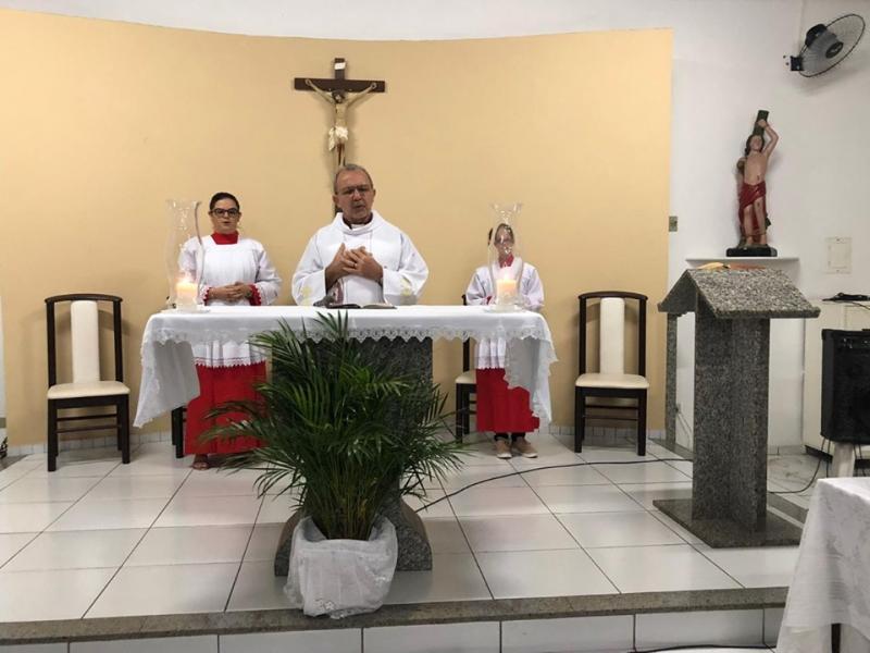 Encerra Peregrinação de São Benedito em Teresina