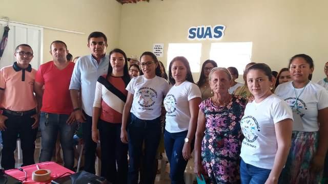 São Luís do Piauí realiza XI Conferência Municipal de Assistência Social