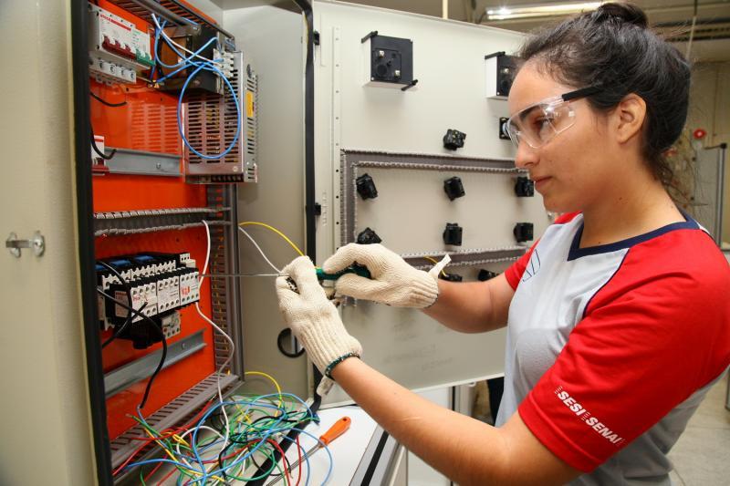 SENAI-PI oferece cursos gratuitos de qualificação profissional