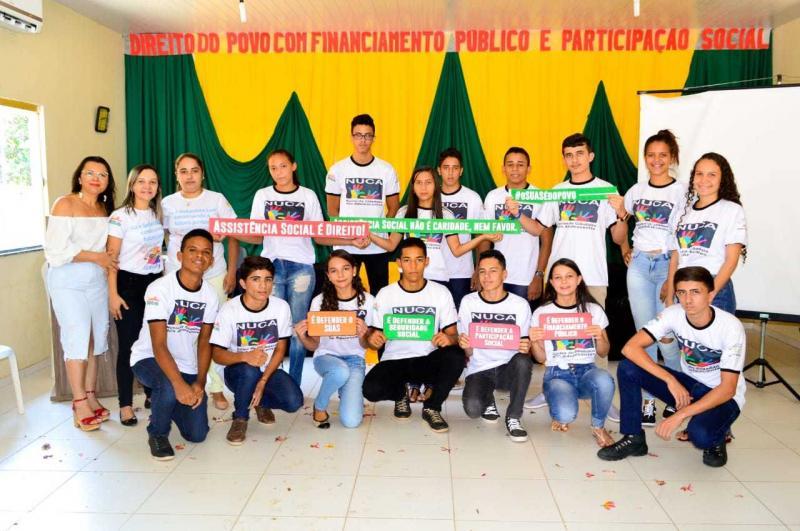 Secretaria de Assistência Social realiza 9° Conferência Municipal
