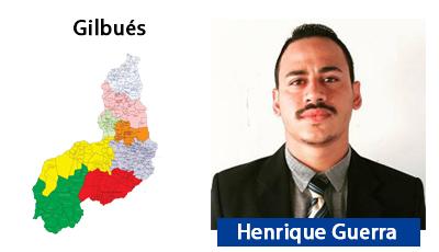 Dois projetos de lei de autoria do vereador Henrique Guerra são aprovados