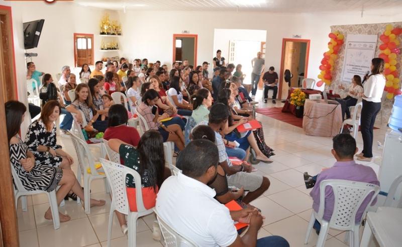 VIII Conferência Municipal de Assistência Social é realizada em Jacobina