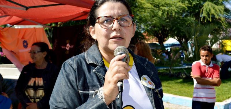 Secretária de Educação de São Julião participa de evento da Undime no TCE