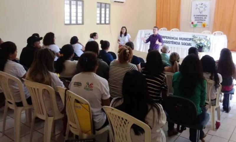 Sussuapara promove a 11ª Conferência de Assistência Social