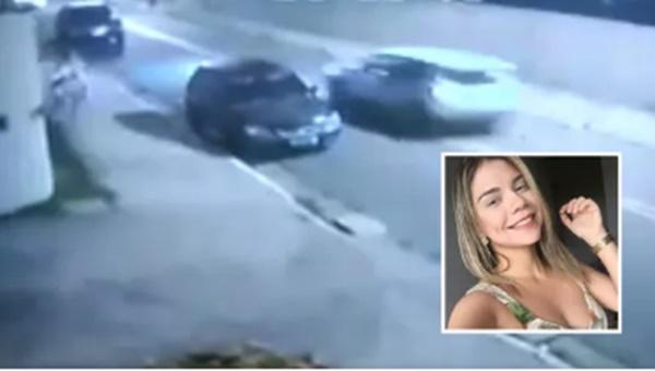 Câmera flagra empresário fugindo após atropelar namorada e amiga