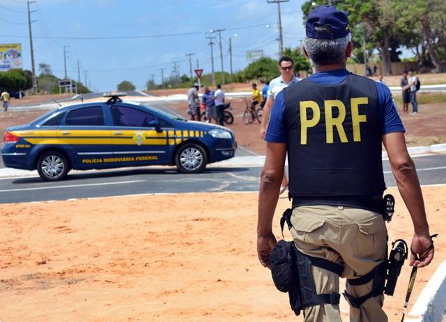 PRF registra 14 acidentes com 2 mortes durante fim de ano