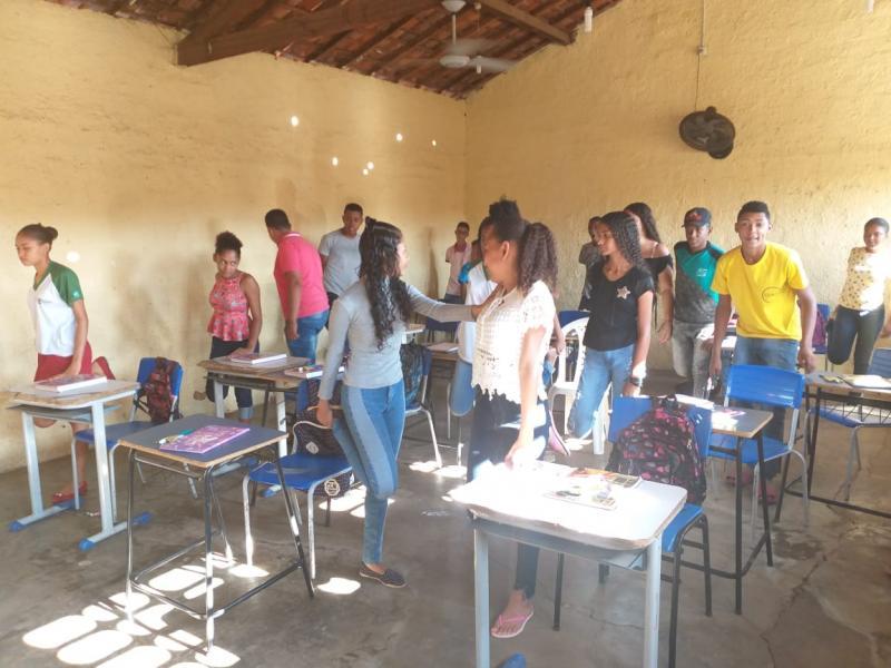 Francinópolis adota aulões e simulados como preparativo para SAEB 2019