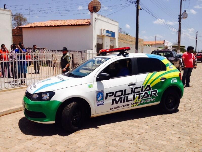 Jovem é baleado próximo à escola na zona sul de Teresina