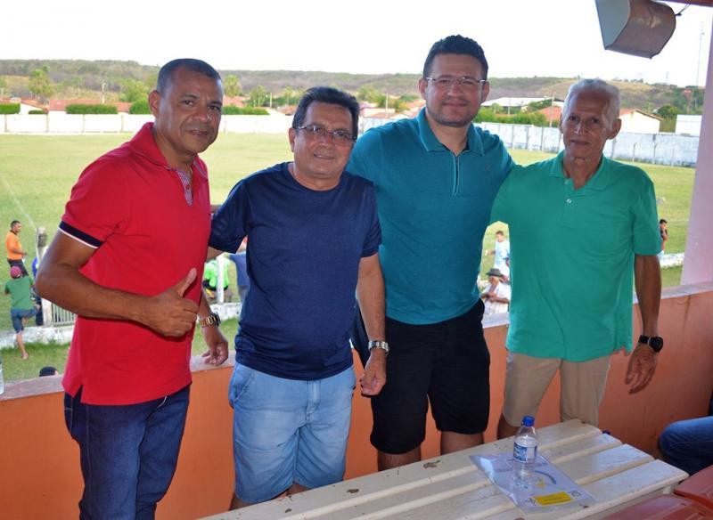 Joaquim Pires | Abertura do IV Regional de Futebol é realizada