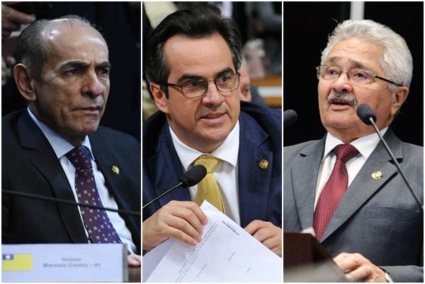 Veja como votou cada senador piauiense no 1º turno da reforma