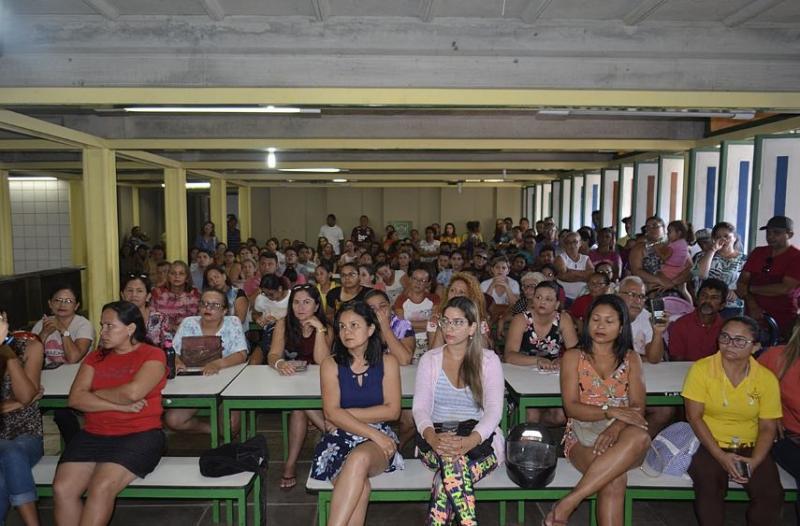 Parnaíba   Comunidade do Caic decide por mudança para regime Cívico-Militar