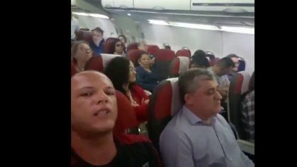 Deputado do PT é hostilizado por passageiro durante voo