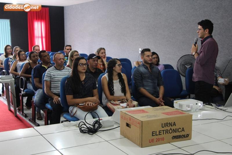 JAICÓS | Voluntários que atuarão na eleição do Conselho recebem treinamento