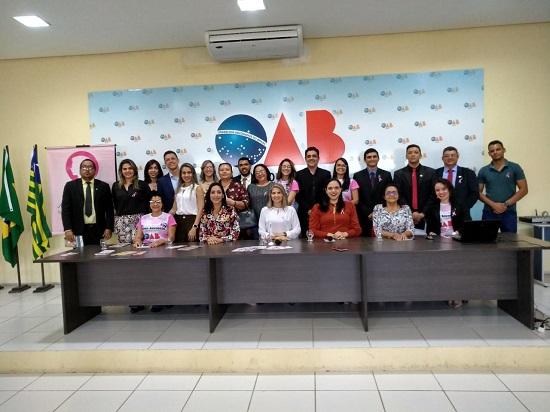 """""""Comissão da Mulher Advogada Itinerante"""" inicia atividades"""