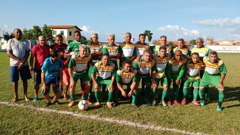 Seleção Regenerense é campeã da copa cinquentões