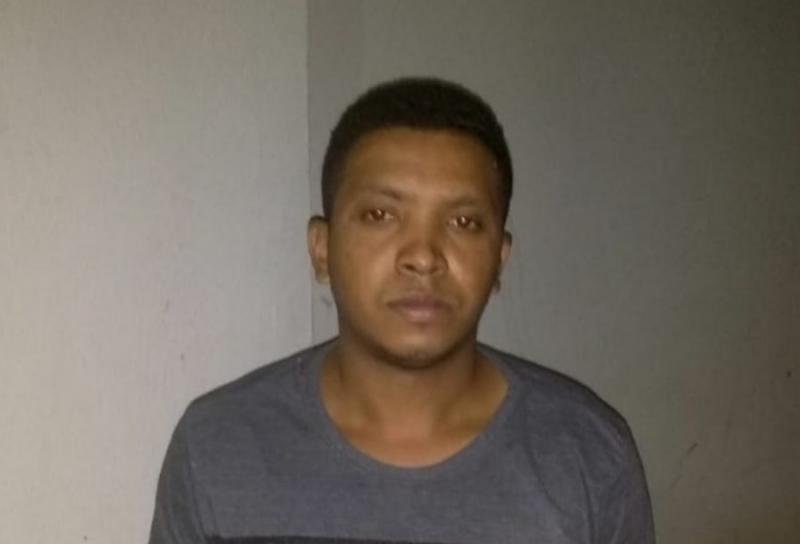 Acusado de homicídio no PI é preso no Mato Grosso do Sul