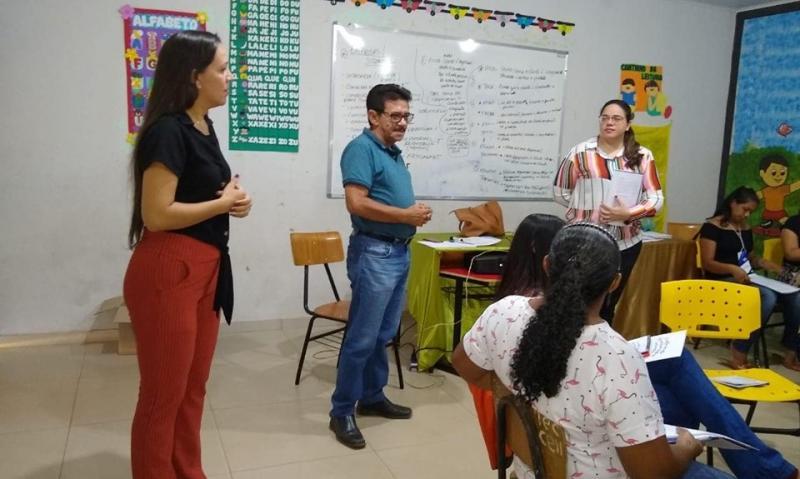 Prefeitura e SEBRAE realizam curso de vendas em Capitão de Campos