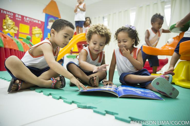 Semed/Timon investe no lúdico para o ensino e aprendizado das crianças