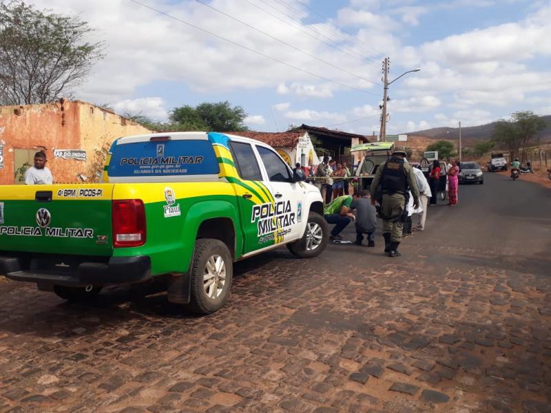 Funcionário de delegacia do Piauí é assassinado a tiros