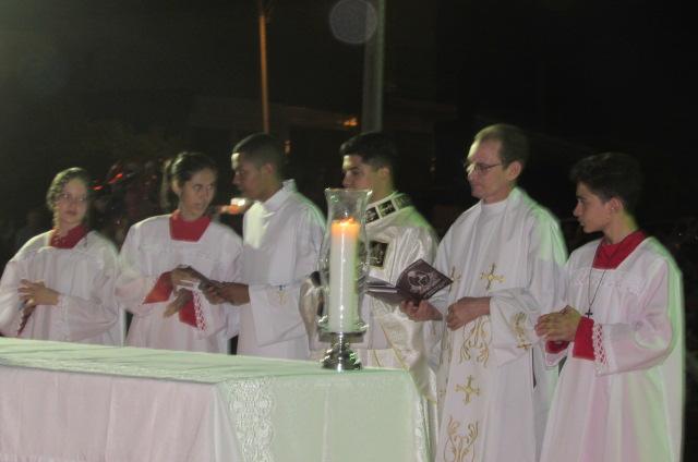 Paróquia do Junco celebra nona noite de Novena/Missa de São Francisco