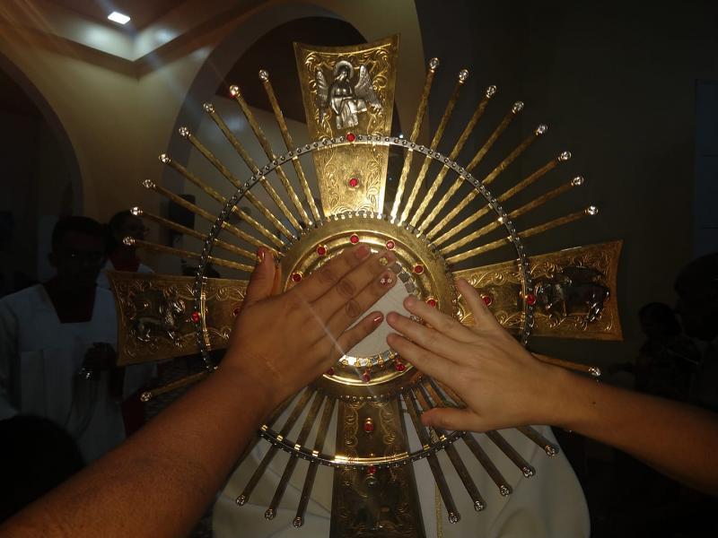 Demerval Lobão | Participe da Missa da Misericórdia no bairro Cidade Nova