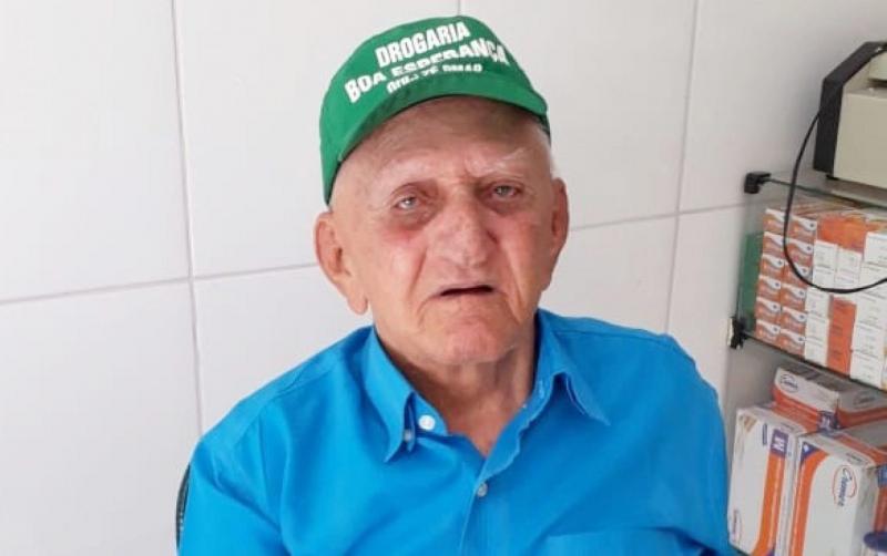 Padre Marcos | Ex-prefeito Vito de Macedo faleceu aos 85 anos