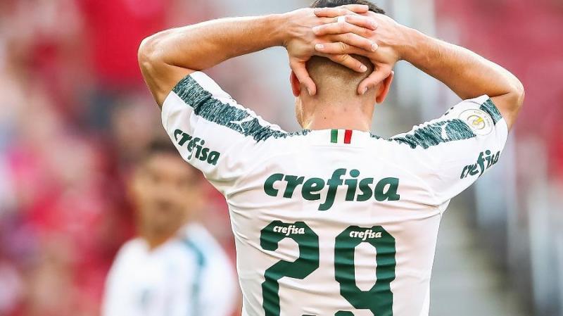 CBF admite erro do juiz após anular gol do Palmeiras contra Inter