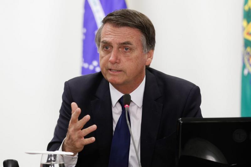Bolsonaro: Único saidão que pode existir é o 'da cela ao pátio da prisão'