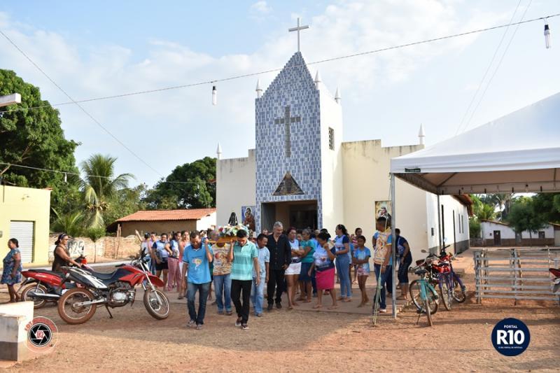 Pe. Eduardo preside 3ª Missa nos festejos de N. Sra. Aparecida