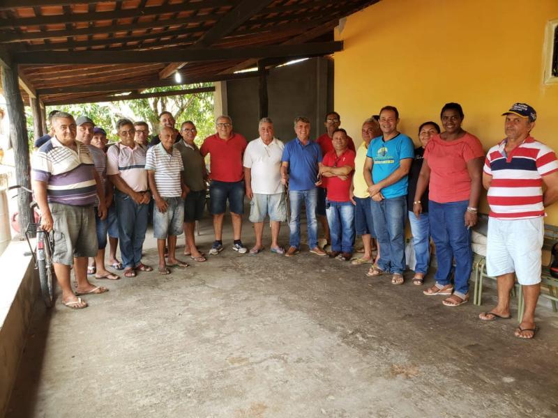 Monsenhor Gil | Prefeito realiza reunião com pscicultores do município