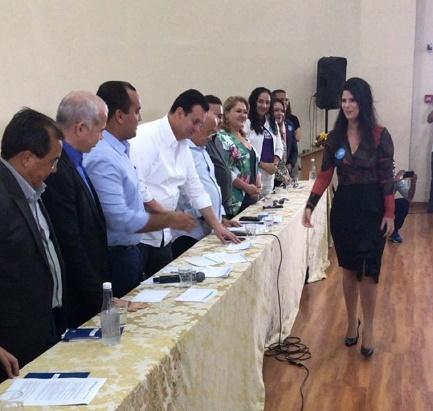 PSD filia prefeitos piauienses durante encontro