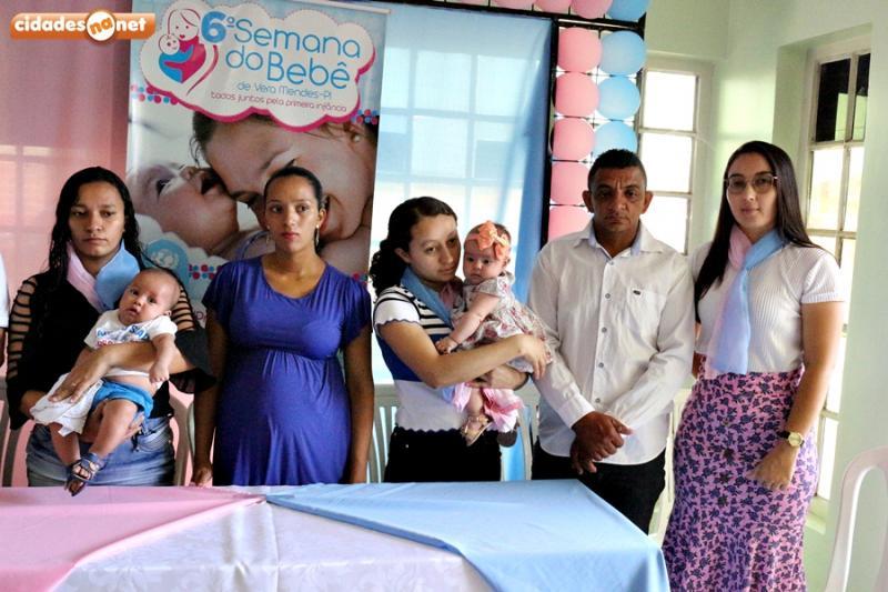 Vera Mendes inicia Semana do Bebê com o tema 'Proteger, acolher e amar'