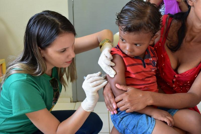 Picos I Campanha Nacional de Vacinação contra o Sarampo começa hoje