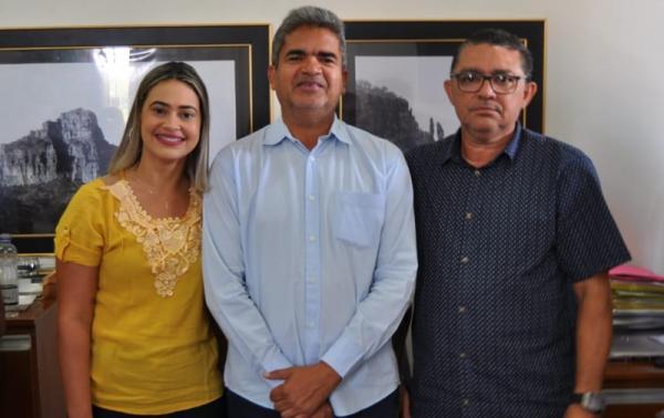 Marcos Dantas assume Secretaria de Meio Ambiente de Corrente