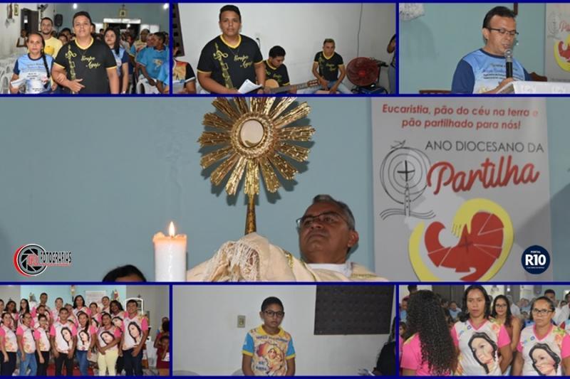 5ª NOVENA | Festejos de Nossa Senhora Aparecida em Malhada de Areia