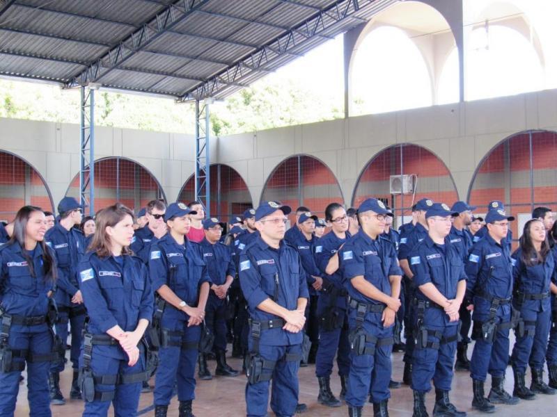 Prefeitura convoca 29 guardas municipais para tomar posse