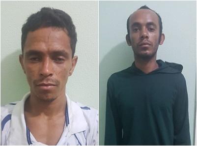 Suspeitos de arrombar mais de 10 estabelecimentos são presos